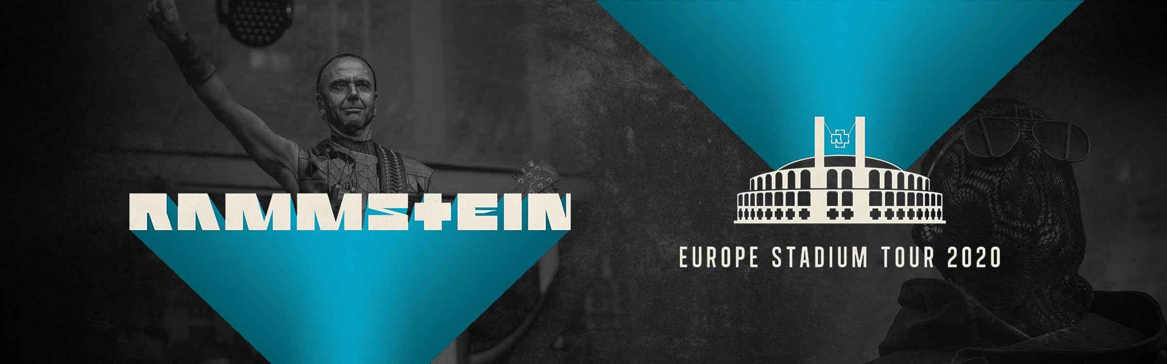 Rammstein World - Europe Stadium tour 2020