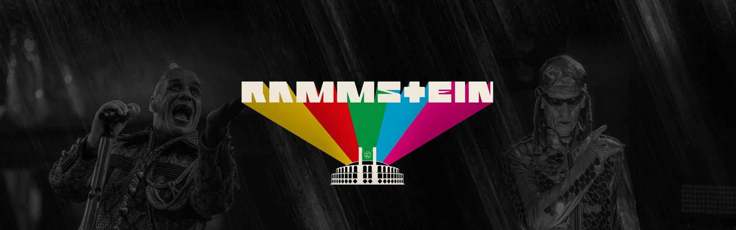 Rammstein tour 2017 deutschland