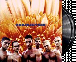 Album Herzeleid double vinyle