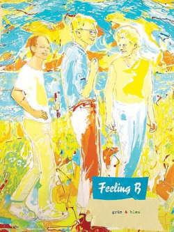 Livre Feeling B : Grün und Blau