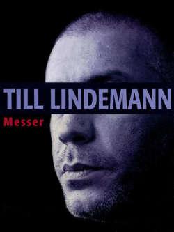 Livre Till Lindemann : Messer