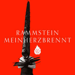 Lyrics of the Mein Herz brennt single