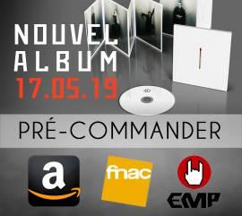 Nouvel album de Rammstein - Précommandes Amazon, Fnac, EMP