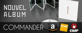 Nouvel album de Rammstein - Commandes Amazon, Fnac, EMP