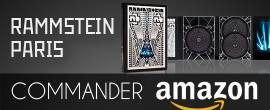 Rammstein: Paris - Commandes Amazon