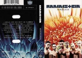 Album Herzeleid cassette