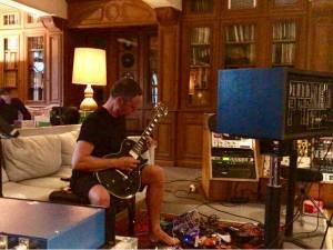 Rammstein aux studios La Fabrique en 2018