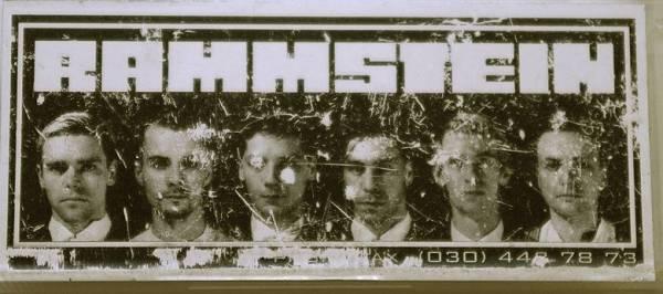 Cassette démo de 3 pistes n°1