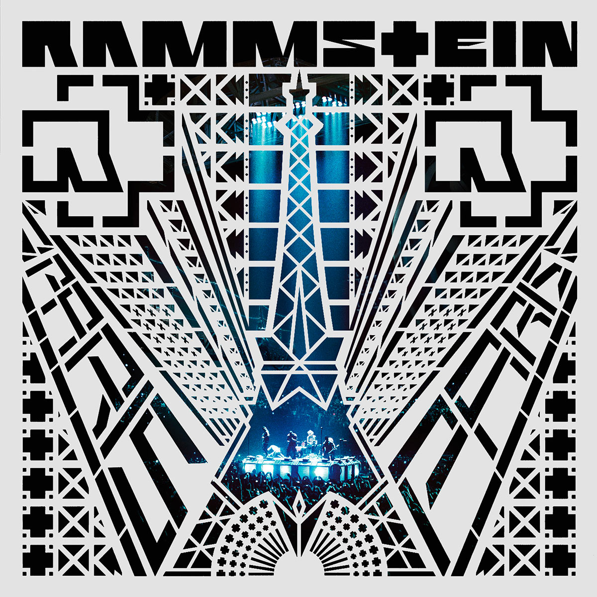Rammstein World - Live album Rammstein: Paris