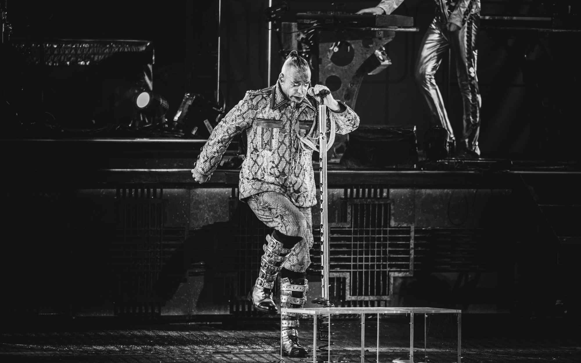 Rammstein World Gallery Europe Stadium Tour 2019