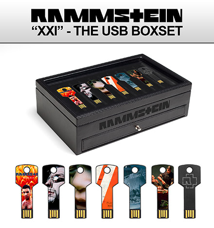 XXI - The USB Box Set