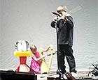 Children Medieval Band supported Rammstein in Denver