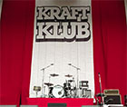 Kraftklub en première partie au Wuhlheide