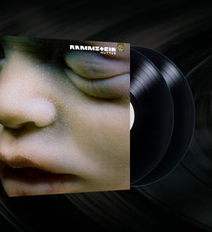 Rammstein's 6 albums as vinyl records on December 8th