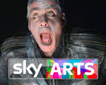 British TV channel Sky Arts will broadcast the Download festival