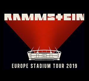 Tournée des stades Europe 2019 !